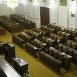 Dětská konference v Poslanecké sněmovně