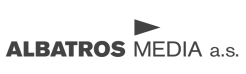 Logo Albatros Media a.s.