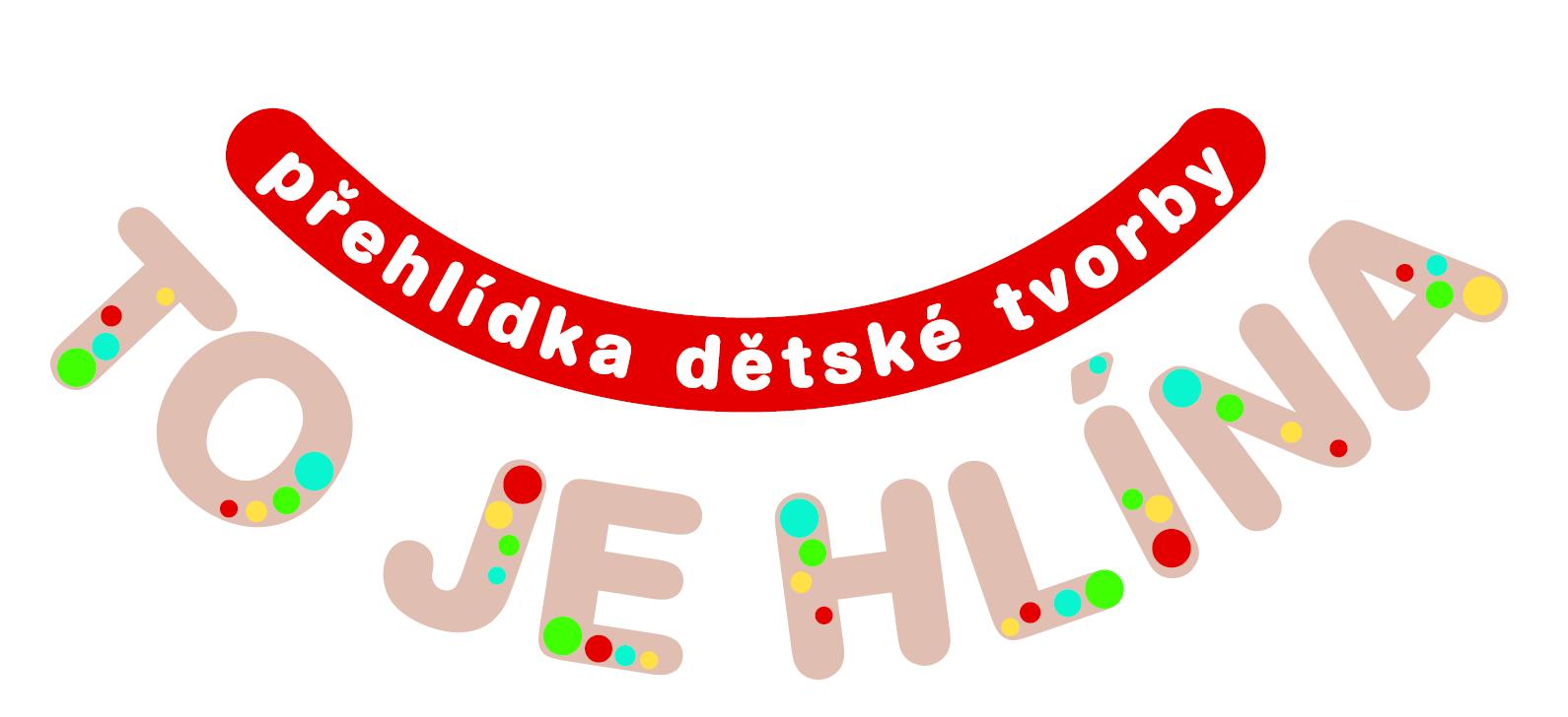 Logo soutěžní přehlídky dětské tvorby To je hlína