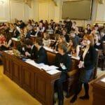 V Poslanecké sněmovně Parlamentu ČR se uskutečnil 4. ročník dětské konference