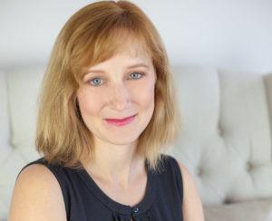 Ing. Mariana Čapková - podporuje Nadační fond Modrá rybka