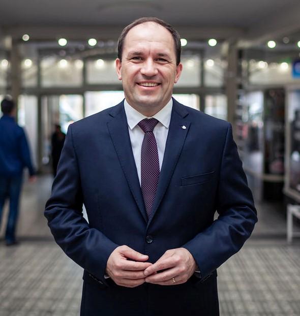Marek Výborný podporuje Nadační fond Modrá rybka